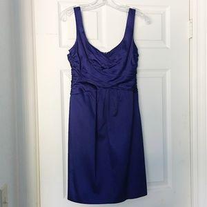 Jones New York Byzantine Blue Formal Dress